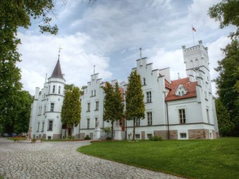 Bhandari Spa Pałac Sulisław