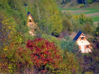 Domek w górach - Tylmanowa
