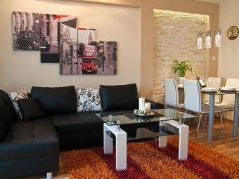 Apartament Kryształowy i Diamentowy