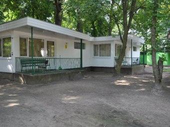 Camping Przy Baszcie & Schronisko - Zbąszyńskiego Centrum Sportu