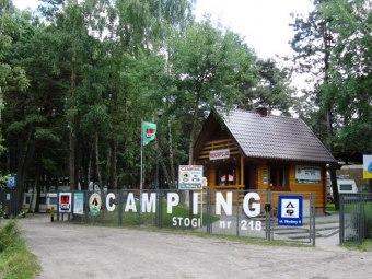 Camping Stogi nr 218