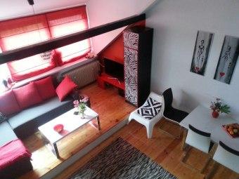 Apartament -100m2-11os+mieszkanie-6os