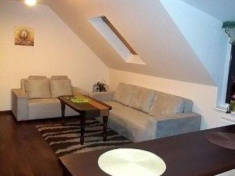 Apartament w Rowach.