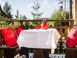 WOHNUNGS ruhigen Garten und Terrasse - MSC APARTMENTS Apartamenty, Domki, Pokoje!