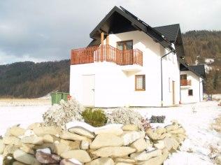 Last Minute Urlaub - Słoneczna Osada- komfortowe domki w Krościenku n/D
