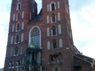 zabytki Krakowa, Kościół Mariacki