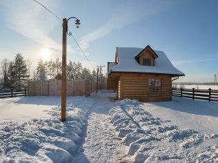 Skisaison - Domek nad Jeziorem Czorsztyńskim