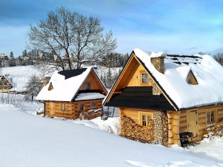 Weihnachten - Domek w Górach pod Wyciagiem Zakopane