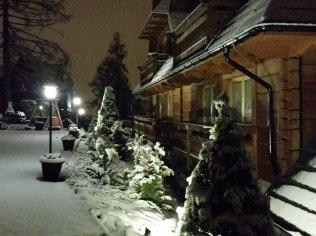 Weihnachten - Zakopane apartamenty Forster House