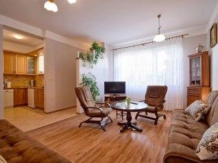 ganzjährige Ruhe - Apartament Zuzia