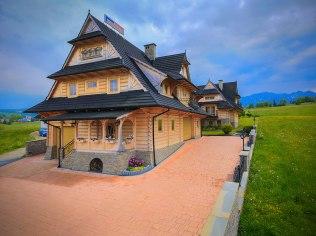 Sommerlager - Folk Resort Domki, Apartamenty, Ośrodek Zakopane