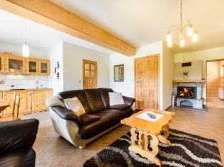 Komfortable Apartments mit Kamin - Zakopane apartamenty Forster House