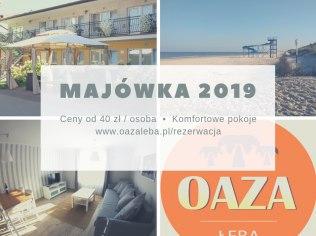 Picknick 2019 Übernachtung ab 40 PLN - Oaza Łeba