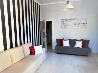 Ganzjahresangebot - Sopot Apartament Portofino