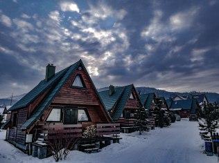 Silvester in den Bergen - Domki u Eli Buczkowice koło Szczyrku