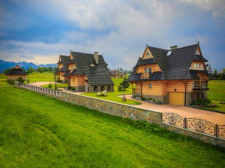 Ostern - Folk Resort Domki, Apartamenty, Ośrodek Zakopane