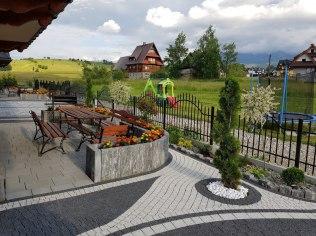 Dorf der Hochländerhäuser - Wioska Domków Góralskich