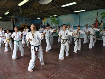 Rafa dla sportowców! - obóz karate