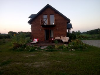 Dom nad stawem