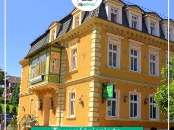 Villa Antica Kudowa Zdroj Pensjonat Spa Hotel Tanie Noclegi