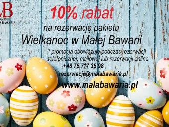 Wielkanoc w Małej Bawarii