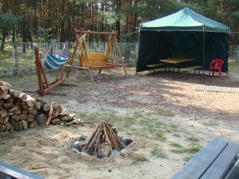 Domki letniskowe Leśna Chatka dla rodzin z dziećmi