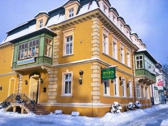 Villa Antica Kudowa Zdrój Pensjonat Spa